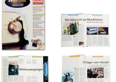 Zeitschrift High-End