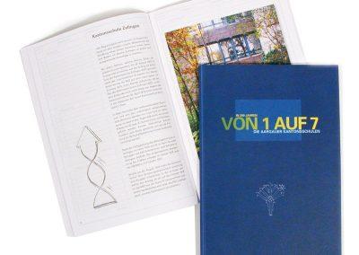 Von 1 auf 7 – Entwicklung der Aargauer Kantonsschulen
